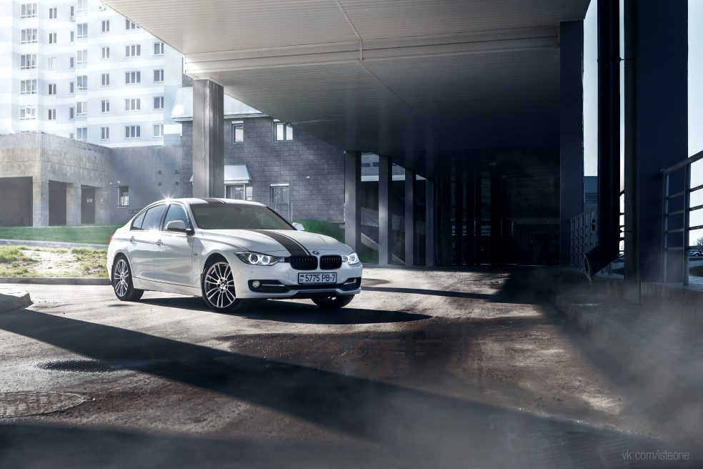 BMW 3-Series (F30)
