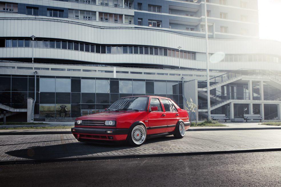 Volkswagen Jetta 16v gtx