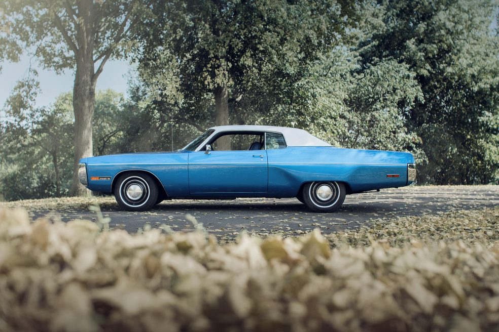 Plymouth fury III gran coupe