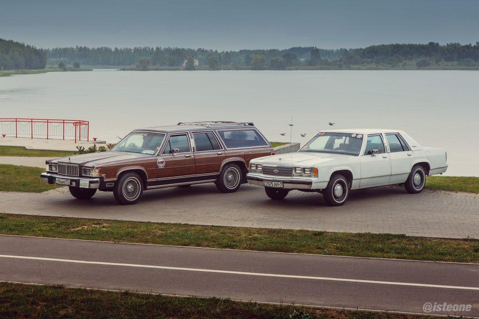 Mercury & Ford