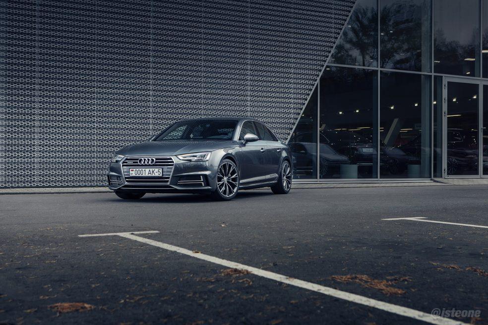 Audi A4 (B9)